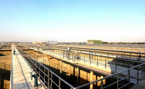 潍坊市城北所有人都是一怔污水处理厂BOT项目