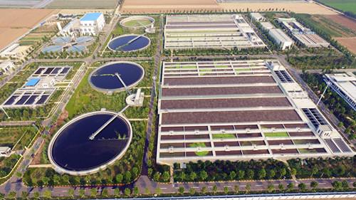 潍坊市城北污水处理厂BOT项目