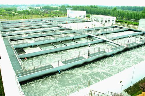 潍坊市高新区污水处理厂BOT项目